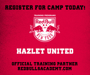Register for Red Bulls Soccer Camp